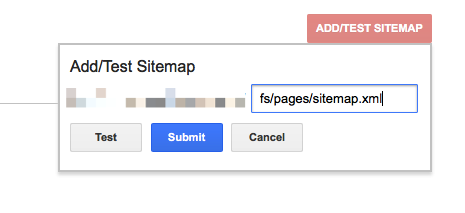 submit sitemap to google search console finalsite support help center